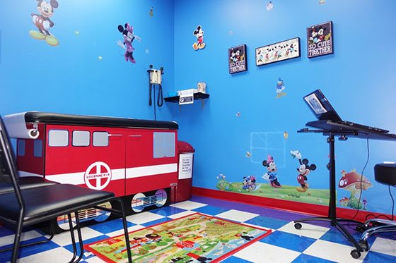 child clinic in texas